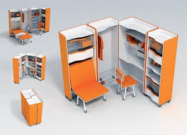 transforming furniture for small spaces. transformer furniture and space saving design ideas for small rooms transforming spaces