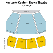 Brown Theatre Louisville Tickets Schedule Seating