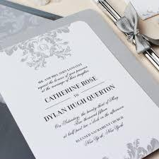 Elegant Wedding Invites Vertabox Com