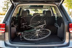 Suv Cargo Space Chart Which 3 Row Suv Has The Most Usable Cargo Space News