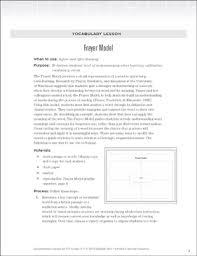 Frayer Model Reading Frayer Model Vocabulary Lesson Printable Lesson Plans