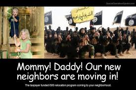 Image result for obamas refugees terrorists