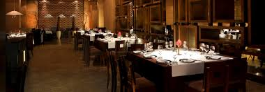 asian fine dining restaurant in riviera maya