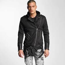 sixth june jacket leather perfecto in black men sixth june black er jacket