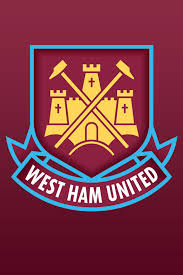 The club was founded in 1895 as thames ironworks and reformed in 1900 as west ham united. West Ham United Logo Poster Sold At Abposters Com