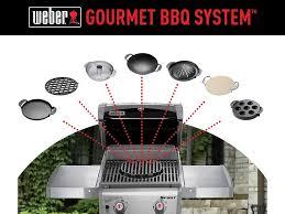Кулинарная система «Gourmet BBQ System» от <b>Weber</b>