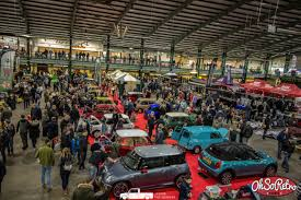 there s no better way to away those january blues then a mini show in january and the british mini clubs annual mini fair at bingley hall hit the spot