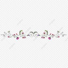 New Design Floral New Floral Border Design Frame Green Flower Png And