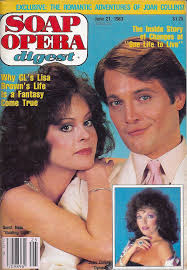 Guiding Light Soap Opera Book Lisa Brown Michael Tylo Guiding Light Joan Collins