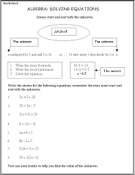 th grade math printable worksheets algebra for sat worksheet with