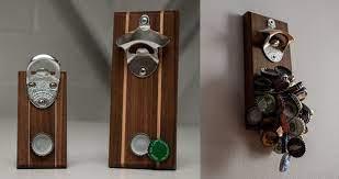 dropcatch wall mounted bottle opener