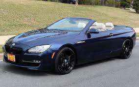 2012 Bmw 6 Series 2012 Bmw 650i Convertible V8 Twin Turbo 8 Speed For Sale To Purchase Or Buy Flemings Ultimate Garage Classic Cars Muscle Cars Exotic Cars Camaro Chevelle Impala