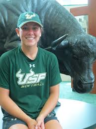 usf softball star spivey lays out post career ambitions tidcombe once her playing career is over lee ann spivey is going to write a book