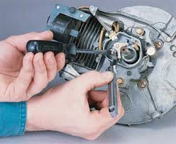 how to repair a small engine ignition system how to repair small servicing mechanical breaker ignitions