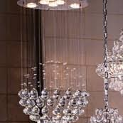 How to make chandeliers Fixtures Does Anyone Have An Ideas On How To Make These Chandeliers For Less Any Recommendations On What To Use To Adhere Rhinestonesacrylic Bubbles To Lampshades Thriftyfuncom Making Crystal Chandelier Thriftyfun