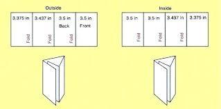 4 Panel Brochure Template Free Brochure Template 6 Fold Brochure Template 6 Fold