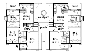 small multi family house plans house design plans two family home designs