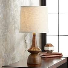 mid century lamp. Rexford Mid-Century Walnut Table Lamp Mid Century T