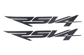 2019 2016 <b>KODASKIN</b> Motorcycle Sticker Decal <b>Carbon 3D</b> For ...