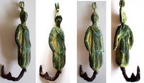 The goddess Minerva as a key bearer - Keys and locks from Imperial ...