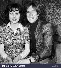 Actor Nicky Henson poses with actress Madeleine Smith. 7th March Stock  Photo - Alamy
