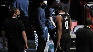 Harden suffers injury and is doubtful ...
