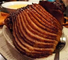 honey glazed spiral ham recipe