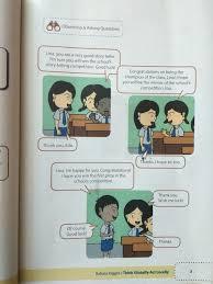 Demikkian penjelasan tentang tema yang dibahas oleh ibi pada keseempatan kali ini yaitu tentang contoh soal bahasa inggrisuntuk kelas ssatu sekolah dasar, semoga dapat bermanfaat dan dapat dijadikan refernsi beljar bahasa inggris sobat ibi semua. Jawaban Bahasa Inggris Kelas 9 Halaman 14 Guru Galeri