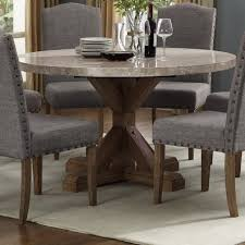 Enthralling Round Kitchen Table In Vesper Marble Dining Adams