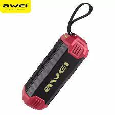 Tai Nghe Awei Y280 Di Động IPX4 Chống Nước Không Dây Loa Ngoài Trời Hệ  Thống Âm Thanh Stereo Kép Theo Dõi Aux Thẻ TF FM Loa Bluetooth|