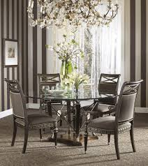 appealing round dining room set chairs furniture magnificent round dining room set