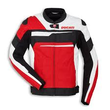 Ducati Size Chart Ducati Genuine Speed Evo C1 Perforated Red White Black Leather Jacket Ducati Ducati Apparel Gi