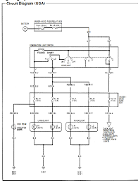 honda accord tail light wiring diagram  no tail lights running lights dash lights etc honda tech on 1990 honda accord tail light