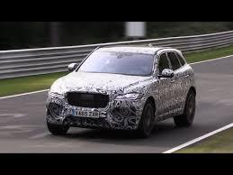 2018 jaguar f pace svr.  pace 2018 jaguar fpace svr testing on the nurburgring intended jaguar f pace svr