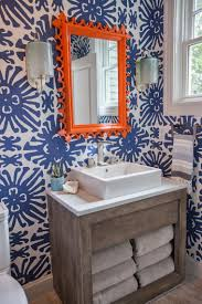 280 Wallpapered Bathroom ideas ...