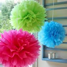 Decorative Tissue Paper Balls Impressive Decorative Tissue Paper Balls Decorative Design