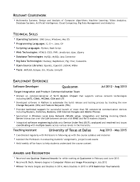 ... Fresh Ideas Machine Learning Resume 3 Resume ...