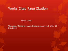citation guidance definition essay on courage citation guidance  works cited page citation courage dictionary com