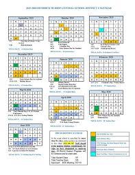 One Sheet Calendar 2020 2019 2020 School Calendar Available