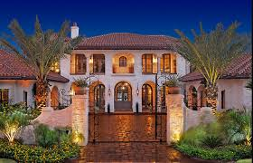 Mediterranean House Styles  amp  DesignInspired by the seaside villas of the Renaissance era  Mediterranean house plans take their primary design cues from r tic Italian and Spanish
