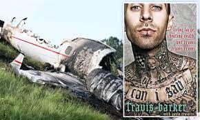 near-fatal plane crash ...