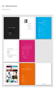 22 Best Cv Images On Pinterest Resume Templates Cv Design And