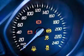 nissan pathfinder dashboard lights