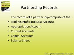 Partnership Accounting Ppt Video Online Download