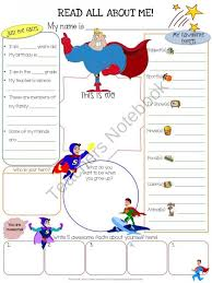 Superhero Anchor Chart And Writing Rubric Superhero Crafts