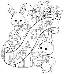 Free Printable Easter Coloring Pages Easter Printables Coloring