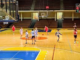 Kezar Pavilion Basketball Courts 755 Stanyan St San