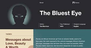 The Bluest Eye Quotes About Beauty Best of The Bluest Eye Quotes Course Hero