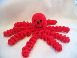 Octopus Crochet Pattern Fascinating Crochet Free Pattern And Instructions To Crochet A Stuffed Octopus