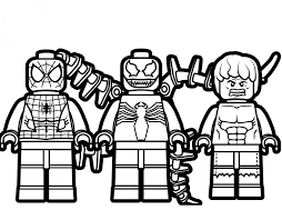 For fans of comic heroes and superhero movies, we've brought printable avengers coloring pages for kids and adults. Lego Superhero Coloring Pages Best Coloring Pages For Kids